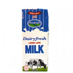 brookside uht milk 250ml