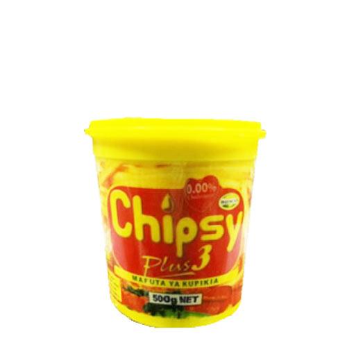chipsy 500g