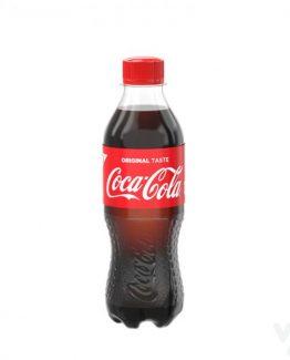 coke plastic 350ml