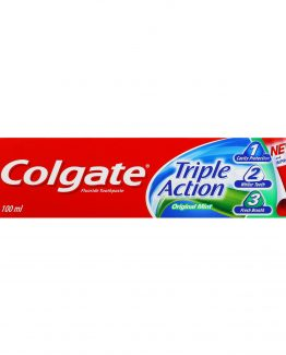 colgate tripple 100ml
