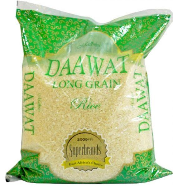 daawat long grain 5kg