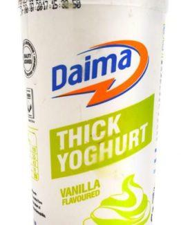 daima yogurt vanilla 500ml