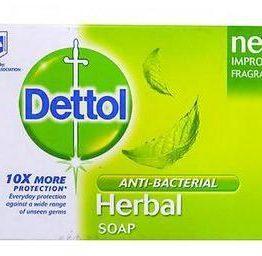 dettol herbal 175g