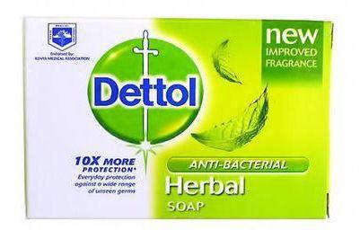 dettol herbal 90g