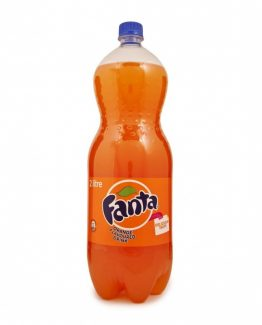 fanta orange 2ltr