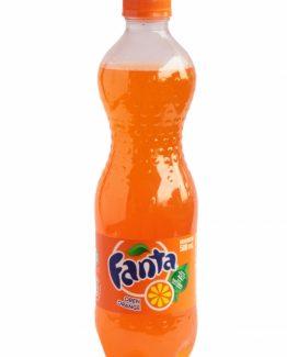 fanta orange plastic 500ml
