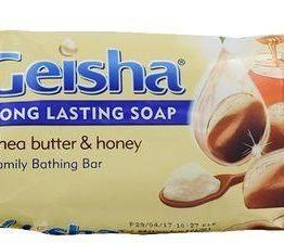 geisha shea butter 225g