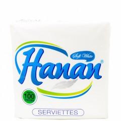 hanan serviette