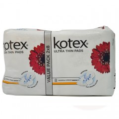 kotex duo normal 8