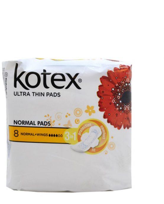 kotex normal 8s