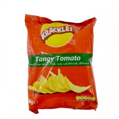 krackles tangy tomato 150g