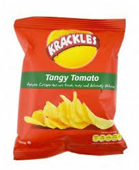 krackles tangy tomato 30g