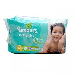pampers midi no.3 8s