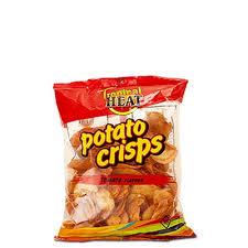 tropical heat potato 50g