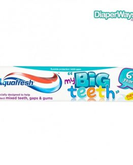 aquafresh big teeth 50ml