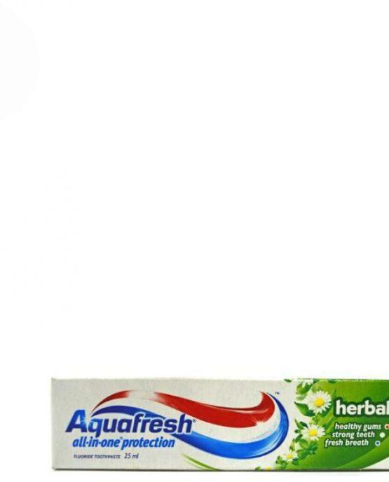 aquafresh herbal 25ml