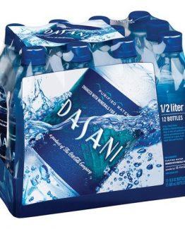 dasani water wholesale 12pk 500ml