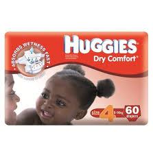 huggies jumbo 60s no.4
