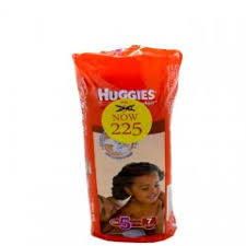 huggies lc no. 5