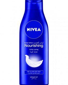 nivea nourishing lotion 100ml