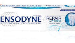 sensodyne repair care 75ml