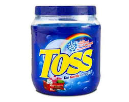 toss jar blue 500g